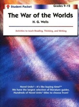 The War of the Worlds, Novel Units Student Packet, Grades 9-12