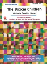 The Boxcar Children, Novel Units Teacher's Guide, Grades 3-4