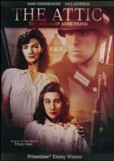The Attic: The Hiding of Anne Frank, DVD
