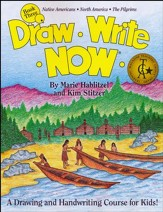 Draw Write Now, Book 3: Native Americans, North America, The  Pilgrims