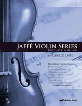 Abeka Jaffe Violin Series Level 1