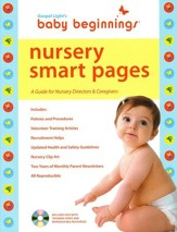 Nursery Smart Pages, with Cd-Rom and DVD