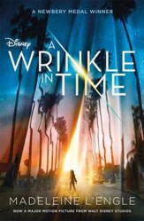 A Wrinkle in Time, Movie Tie-In Edition Hardcover