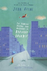 The Terrible Thing that Happened to Barnaby Brocket - eBook