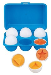 Egg And Shape Sorter