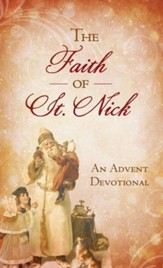 The Faith of St. Nick: An Advent Devotional - eBook