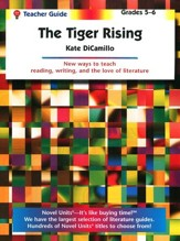The Tiger Rising, Novel Units Teacher's Guide, Grades 5-6
