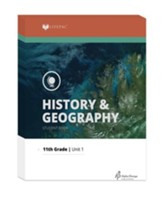 Lifepac History & Geography Workbook  Set, Grade 11