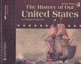 Abeka History of Our U.S. Teacher's Edition