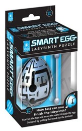 Smart Egg Labyrinth Puzzle, Techno