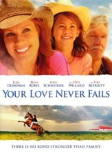 Your Love Never Fails, DVD