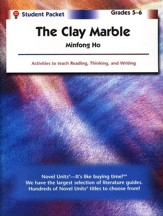 The Clay Marble, Novel Units Student Packet, Grades 5-6