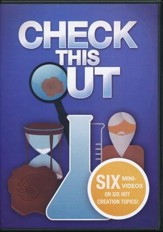 Check This Out: Six Mini-videos on Six Hot Creation Topics! DVD