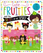 Cutie Fruities: Scratch'n'Sniff and Glitter!