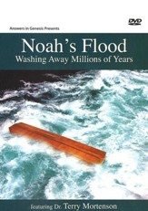 Noah's Flood DVD Washing Away Millions of Years