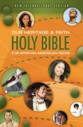 Our Heritage and Faith Holy Bible for African-American Teens, NIV - eBook