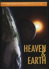 Heaven & Earth DVD