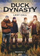 Duck Dynasty: The Final Season - Last Call, 2-DVD Collection