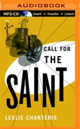 Call for the Saint - Unabridged audio book on MP3-CD