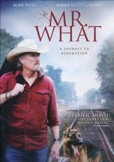 Mr. What: A Journey to Redemption, DVD