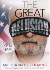 The Great Delusion: America Under Judgment DVD