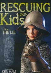 Rescuing our Kids from the Lie DVD