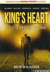 King's Heart, DVD  - Slightly Imperfect