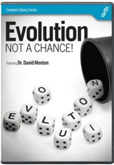 Evolution: Not a Chance DVD