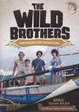 The Wild Brothers #7: Preparing for  Departure, DVD