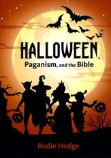 Halloween, Paganism, and the Bible DVD  - Slightly Imperfect