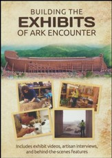 Building the Exhibits of Ark Encounter DVD