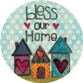 Bless Our Home Magnet