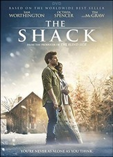 The Shack, DVD