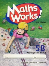 Singapore Math Works! Activity Book 5B, Part 2, 2nd Edition