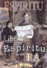 Libertad del Espiritu de la Ira, Freedom from the Spirit of Anger DVD