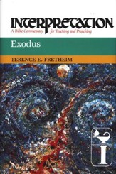 Exodus: Interpretation: A Bible Commentary for Teaching and Preaching (Hardcover)