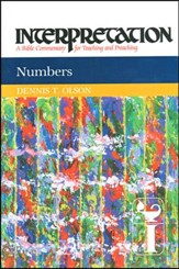 Numbers: Interpretation: A Bible Commentary for Teaching and Preaching (Hardcover)