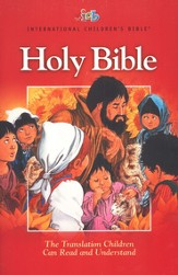 ICB Big Red Bible Revised Softcover  - Slightly Imperfect