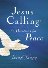 Jesus Calling 50 Devotions for Peace - Slightly Imperfect