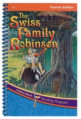 Abeka Swiss Family Robinson Teacher  Edition