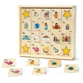 Bible ABC, Memory Game