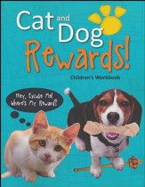 Cat and Dog Rewards! Children's Workbook (Elementary Year 2)