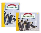 Zaner-Bloser Handwriting Grade K:  Student & Teacher Editions (Homeschool Bundle -- 2016 Edition)