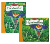 Zaner-Bloser Handwriting Grade 1:  Student & Teacher Editions (Homeschool Bundle -- 2016 Edition)
