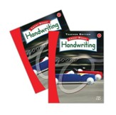 Zaner-Bloser Handwriting Grade 3: Student & Teacher Editions (Homeschool Bundle -- 2016 Edition)
