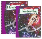 Zaner-Bloser Handwriting Grade 5:  Student & Teacher Editions (Homeschool Bundle -- 2016 Edition)