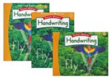 Zaner-Bloser Handwriting Grade 1:  Student, Teacher, & Practice Masters (Homeschool Bundle -- 2016 Edition)