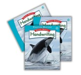 Zaner-Bloser Handwriting Grade 2C: Student, Teacher, & Practice Masters (Homeschool Bundle -- 2016 Edition)