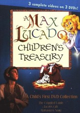 A Max Lucado Children's Treasury DVD box-set