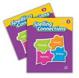 Zaner-Bloser Spelling Connections Grade 3: Student & Teacher Editions (Homeschool Bundle -- 2016 Edition)